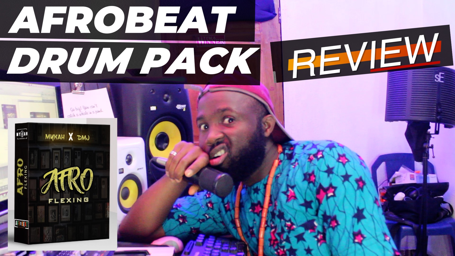 afro pop sample pack free download